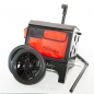 "Preview: Crosslap Trolley ""Cubus"" Vol. 2 - schwarz - rot"