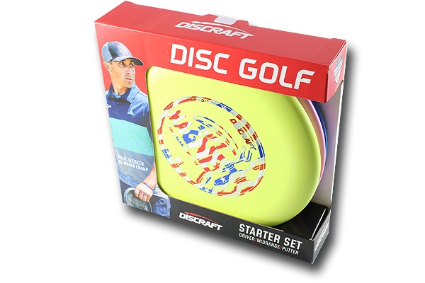 Discraft 3er Starterset Version 2020
