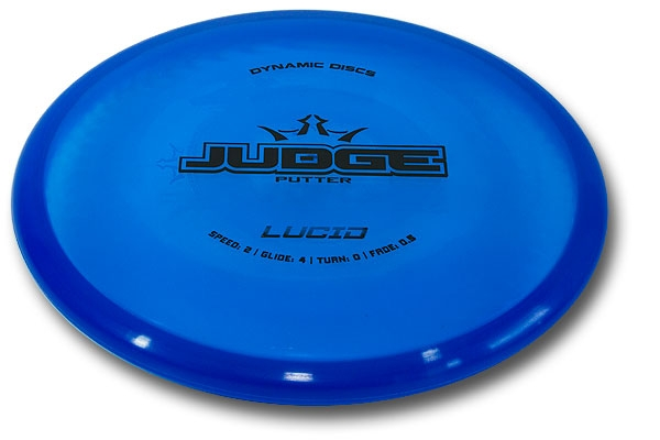 Dynamic Discs Judge Lucid
