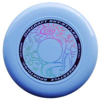 Discraft Sky-Styler - Freestyle Disc - Light Blue