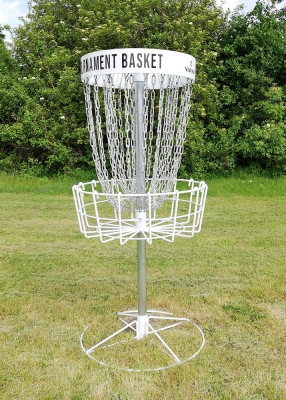 Viking Discs Tournament Basket