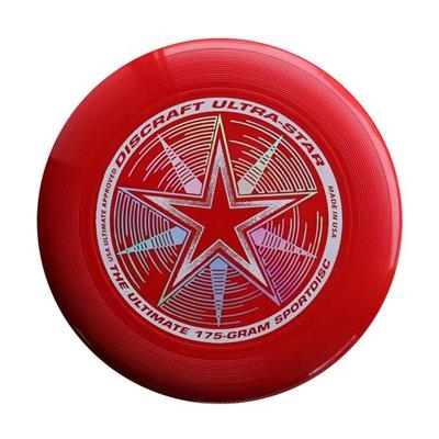 Discraft Ultra-Star - Ultimate Disc - Dark Red