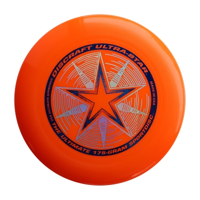 Discraft Ultra-Star - Ultimate Disc - Orange