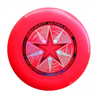 Discraft Ultra-Star - Ultimate Disc - Pink